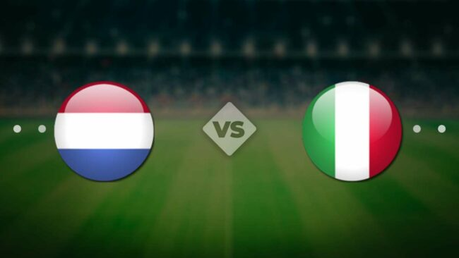 Матч Нидерланды — Италия