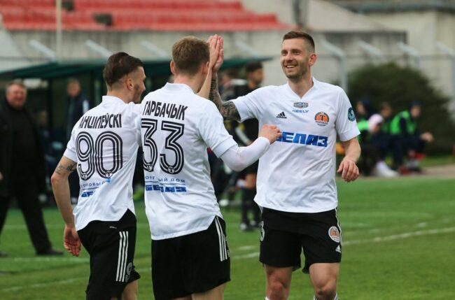 Матч Торпедо-БелАЗ — Славия Мозырь