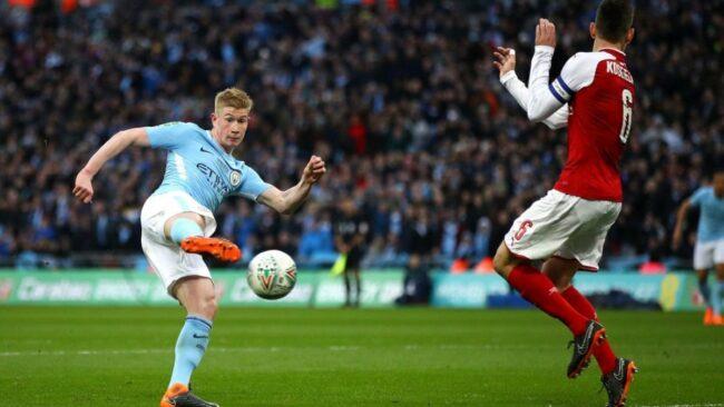 Матч Манчестер Сити — Арсенал