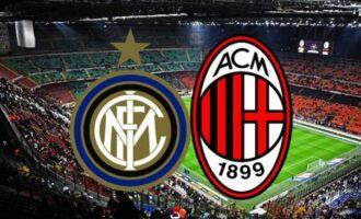 Матч Интер — Милан