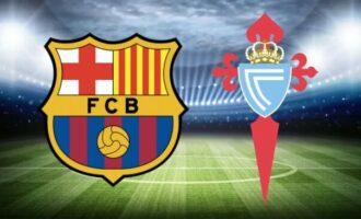 Матч Барселона — Сельта