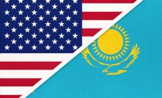 Матч США — Казахстан
