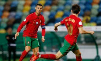 Матч Испания — Португалия